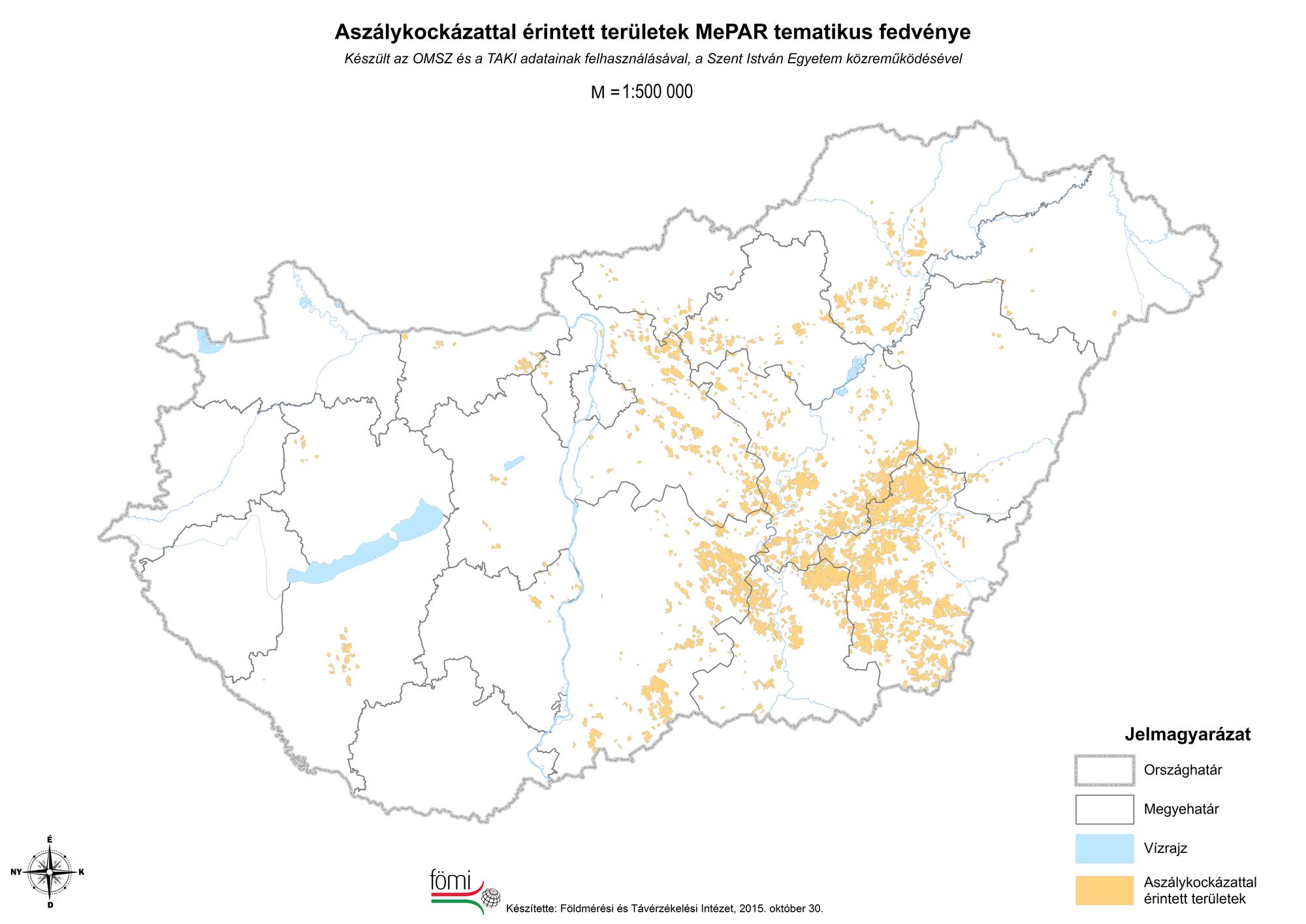 mepar térkép MePAR   Főoldal mepar térkép